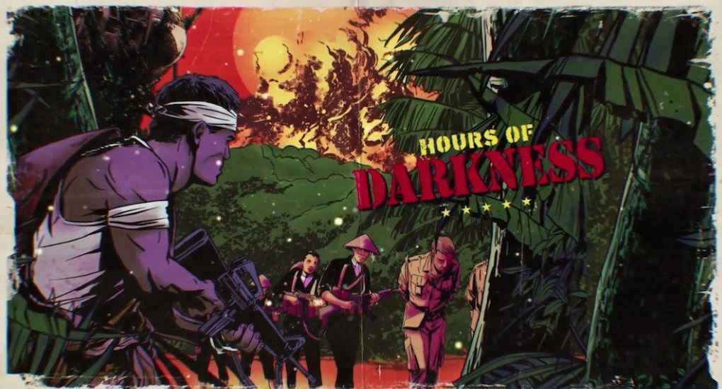 Hours of Darkness review