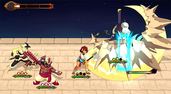 Indivisible Beta Goes Live On PS4 For Backers Of The Platform/RPG