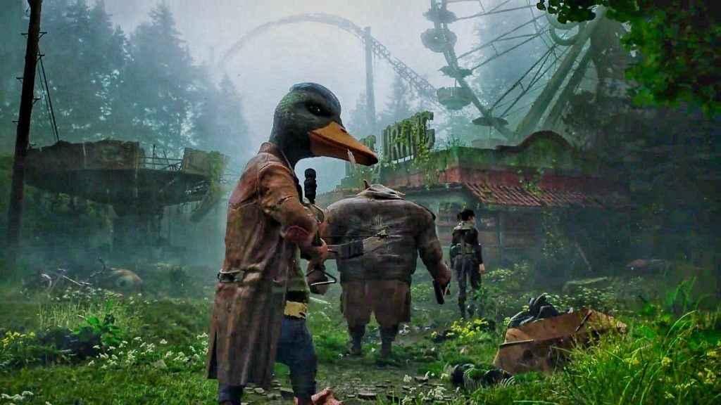 mutant year zero road to eden duck