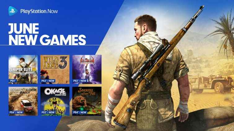 PlayStation Now Adds Sniper Elite 3 and More, Plus Big Discounts Announced