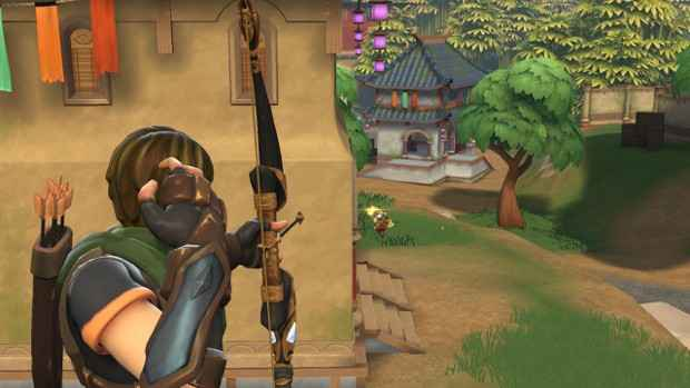 Realm Royale From Paladins Dev Is Coming To PS4 and Xbox One