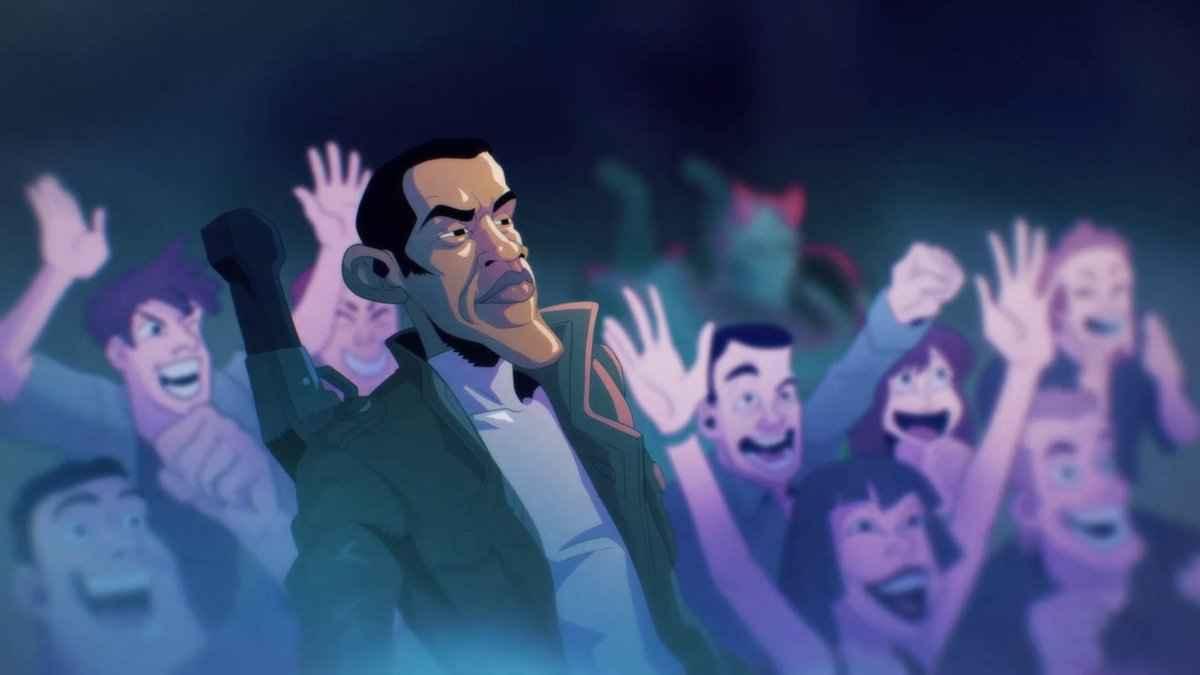 Shaq-Fu's Barack Obama DLC Out Now on PS4