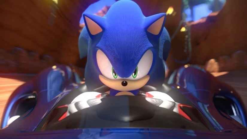 team sonic racing roster