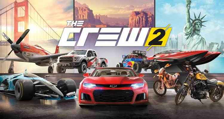 The Crew 2 Hidden Cars Locations