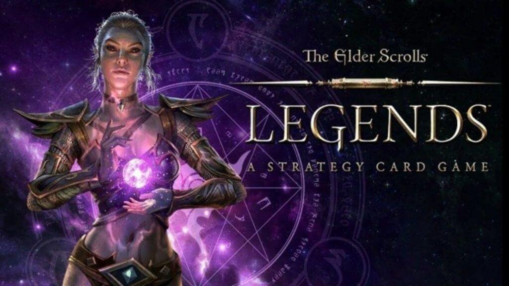 The Elder Scrolls Legends ps4 crossplay