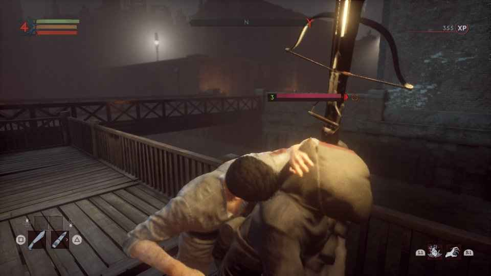 Is Vampyr Open World?