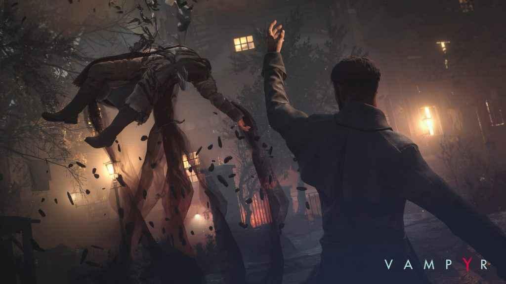 Vampyr albert palmer