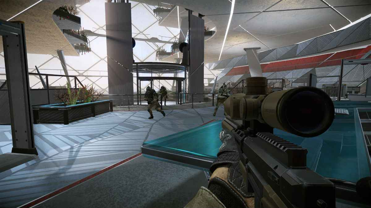 warface ps4 preview