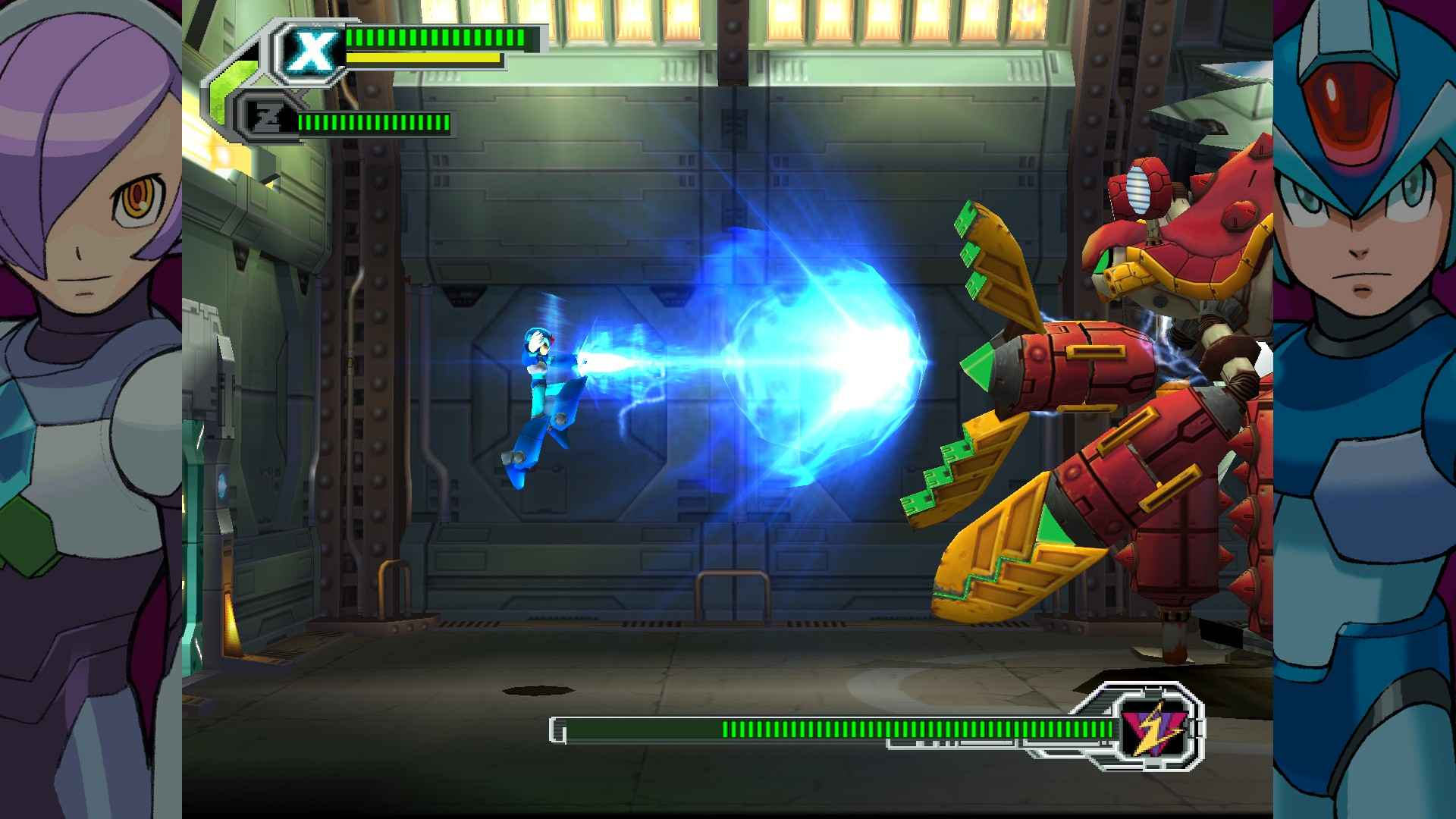 Mega Man X Legacy Collection 03