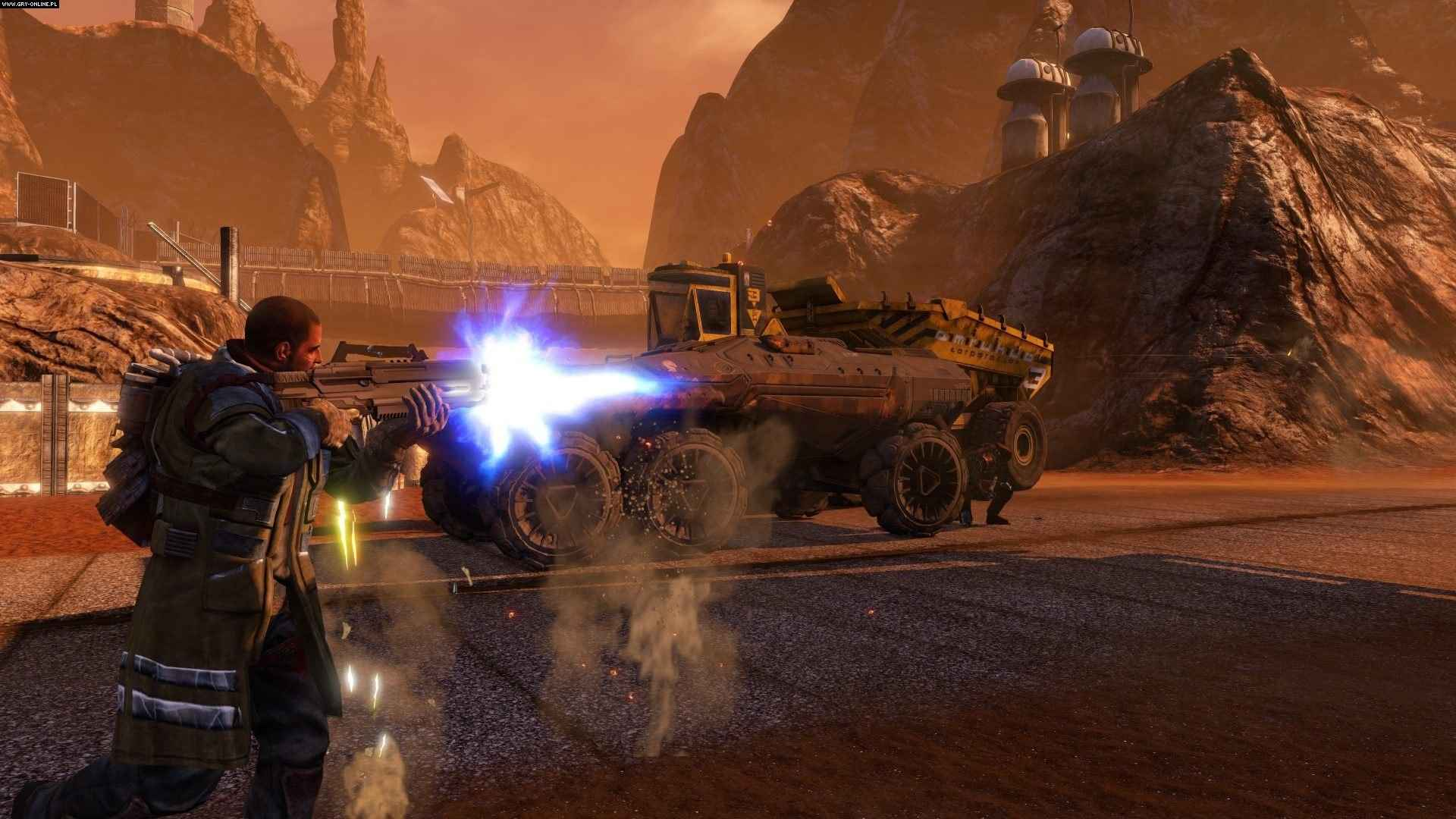 Red Faction Guerrilla: Re-Mars-tered review