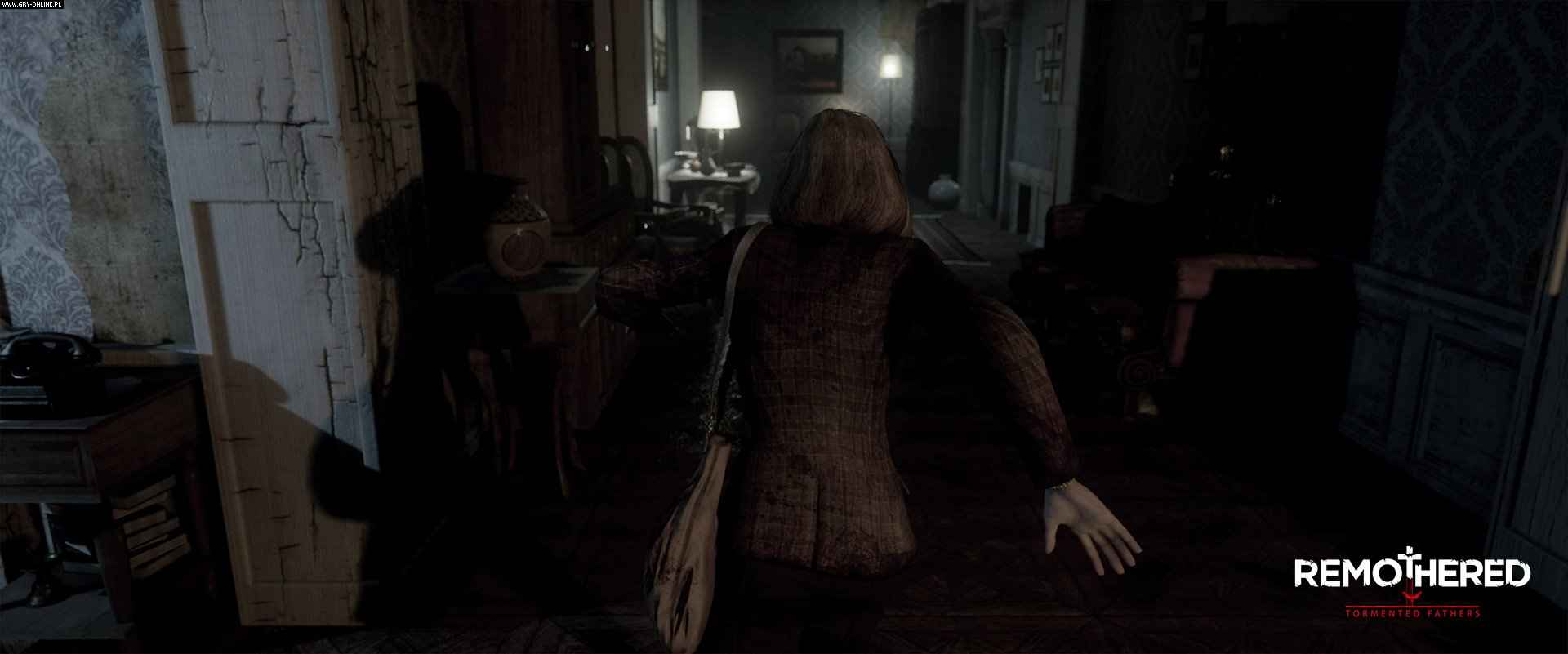 Remothered: Tormented Fathers 01