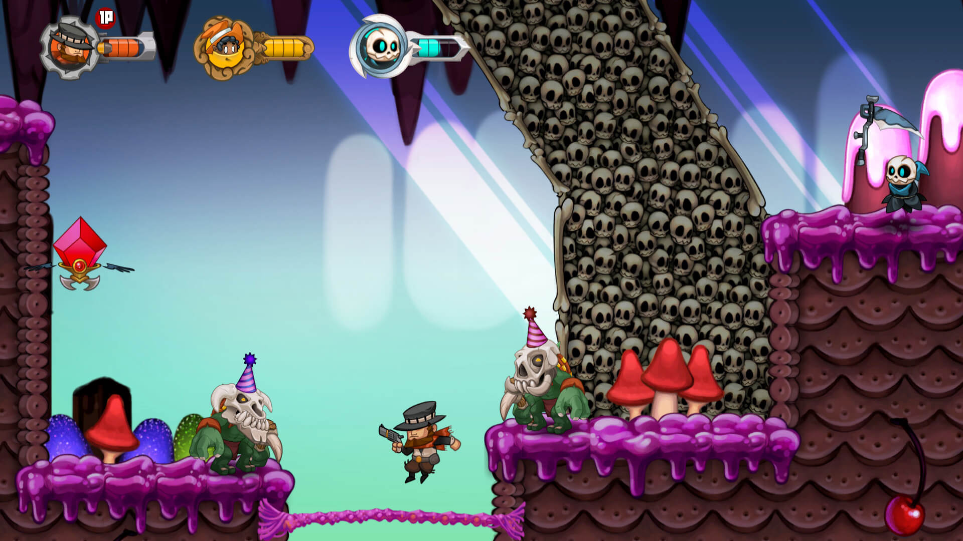 grave danger review screenshot 3
