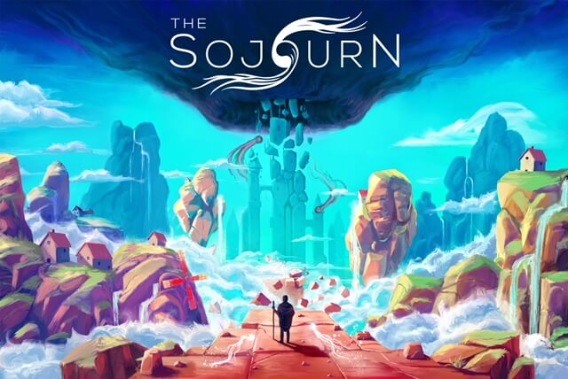 First Person Puzzle Game The Sojourn Reveal Trailer