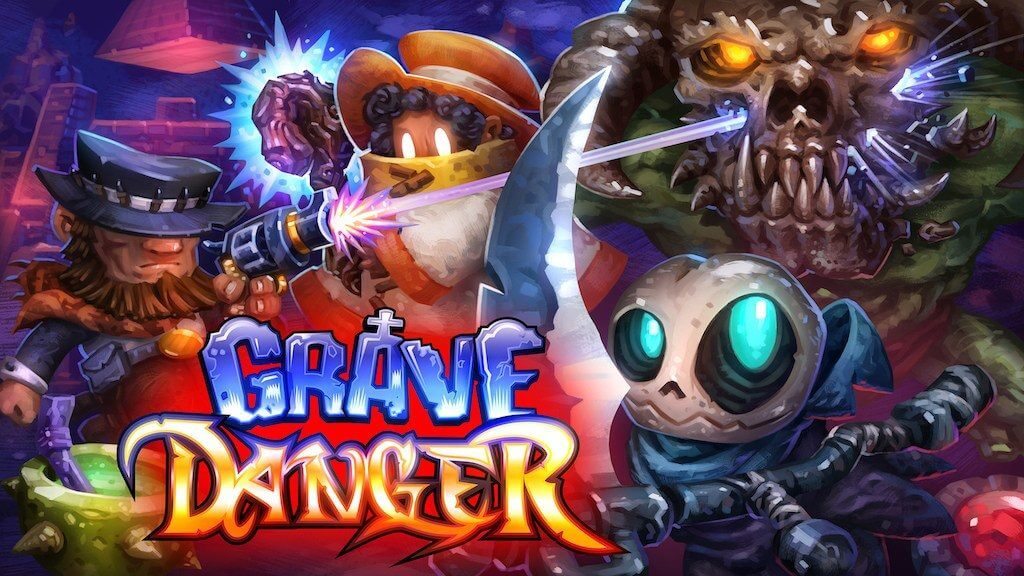 Grave Danger Review PS4