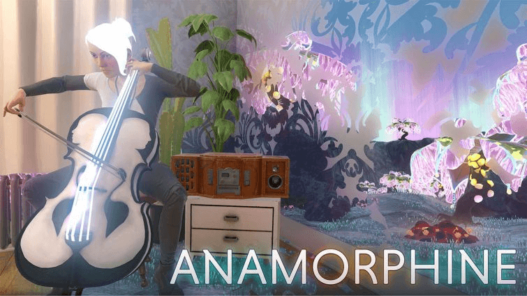 In Anamorphine, Perspective is Everything
