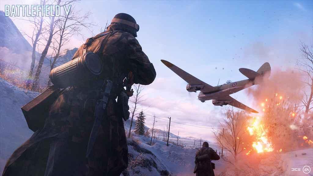 Battlefield V Pre-Orders Slow As EA Exec Quits - PlayStation Universe