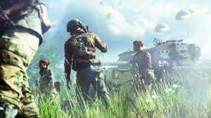 Battlefield V launches on the 19th October