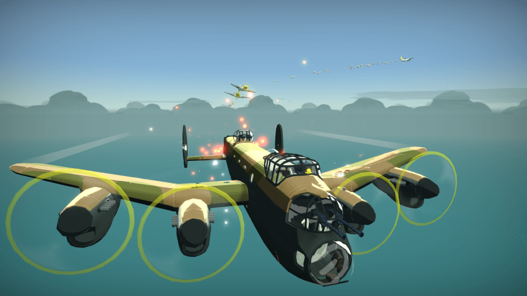 Bomber Crew puts you in control of a legendary Lancaster Bomber