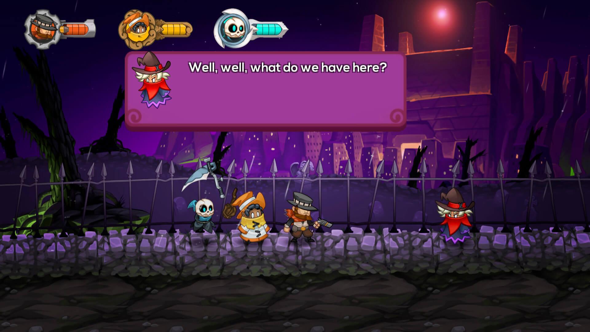 grave danger review screenshot 2