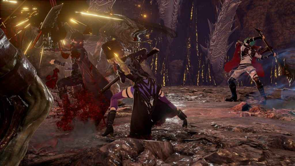 Code Vein is an action RPG in the style of Dark Souls