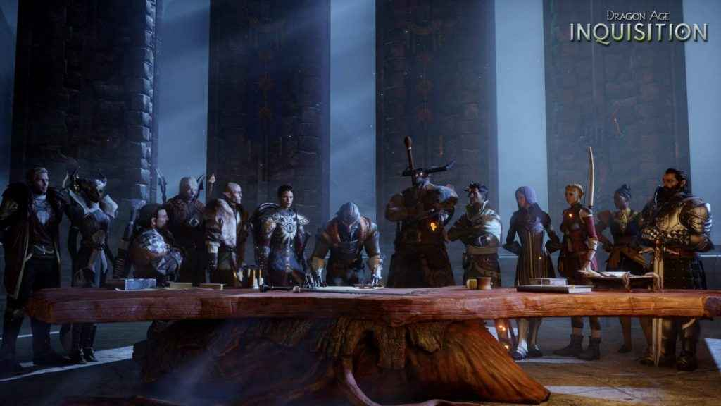 Dragon Age: Inquisition Seqeul to be Revealed at The Game Awards 2018
