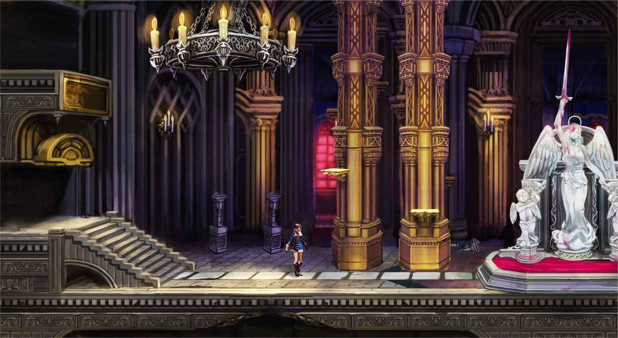 Bloodstained: Ritual of the Night Demo - screenshot 1