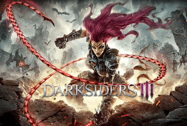 Darksiders 3 November Release Date Leaked