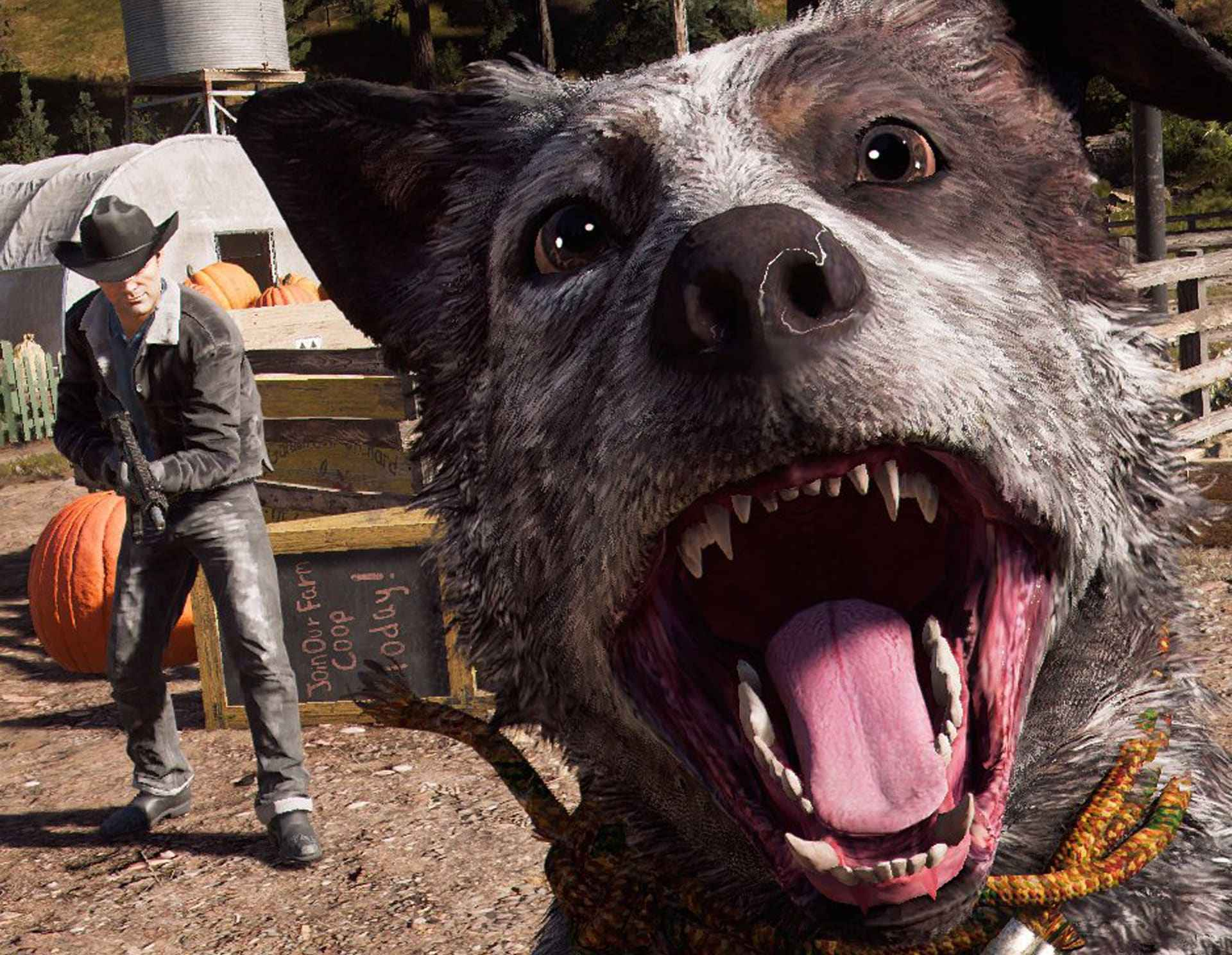Far Cry 5 Photo Mode Introduced as Part of Latest Update