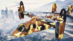 GTA Online is currently offering money off select aircraft and assault vehicles