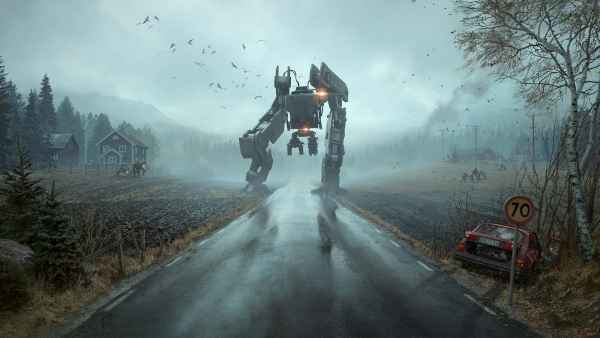 Generation Zero Brings us the 80's and Killer Robots