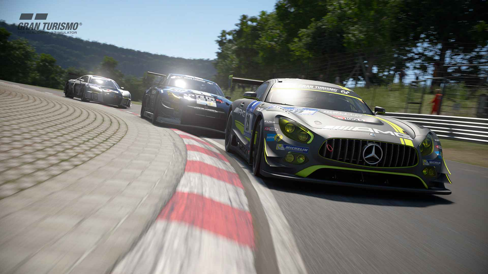 Gran Turismo Sport Update 1.22 Rolls Into Town 30th July