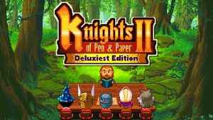 A Knights of Pen and Paper 2 PS4 version is currently in development