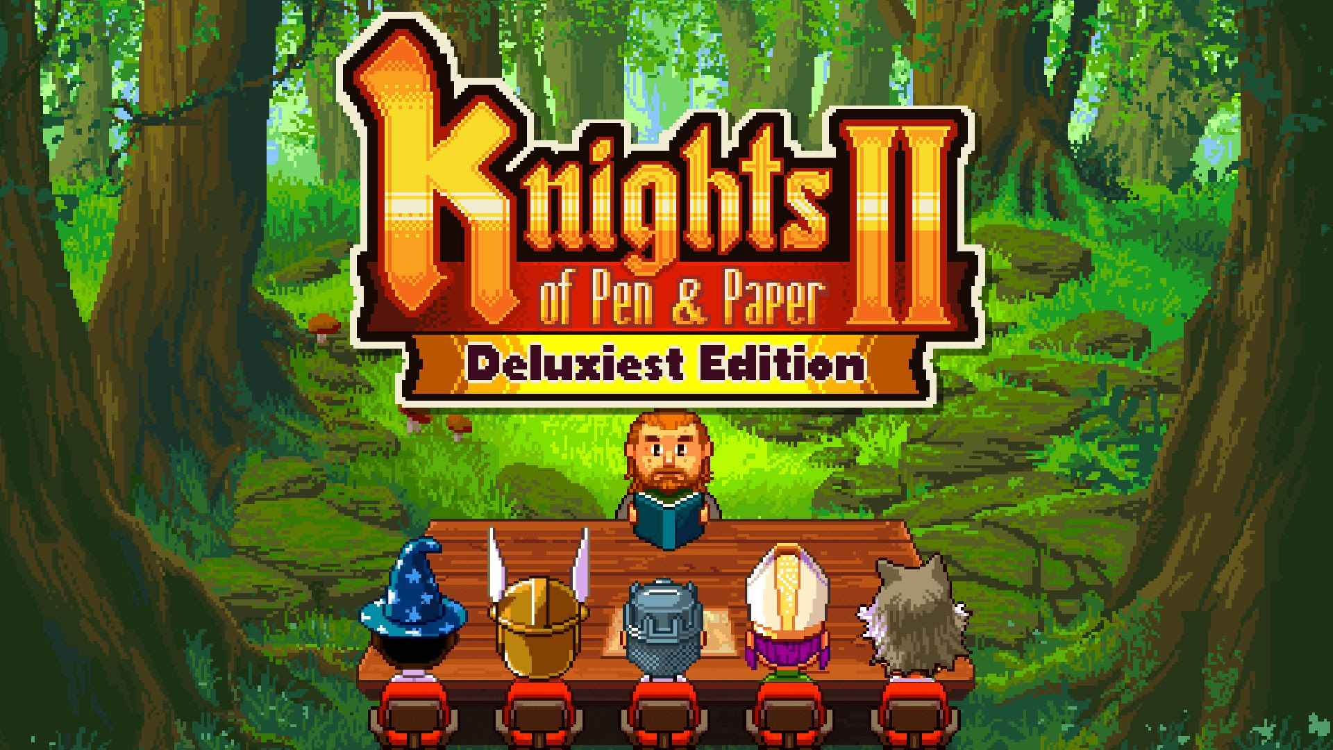 Knights of Pen and Paper 2 PS4 Version Currently in Development