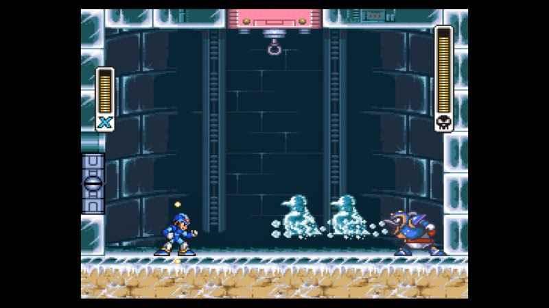 Mega Man X Legacy Collection 1+2: Mega Man X Boss Guide 01
