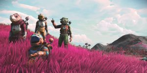 No Man's Sky How To Use Rocket Boots