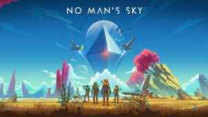 No Man's Sky Exotic Ships