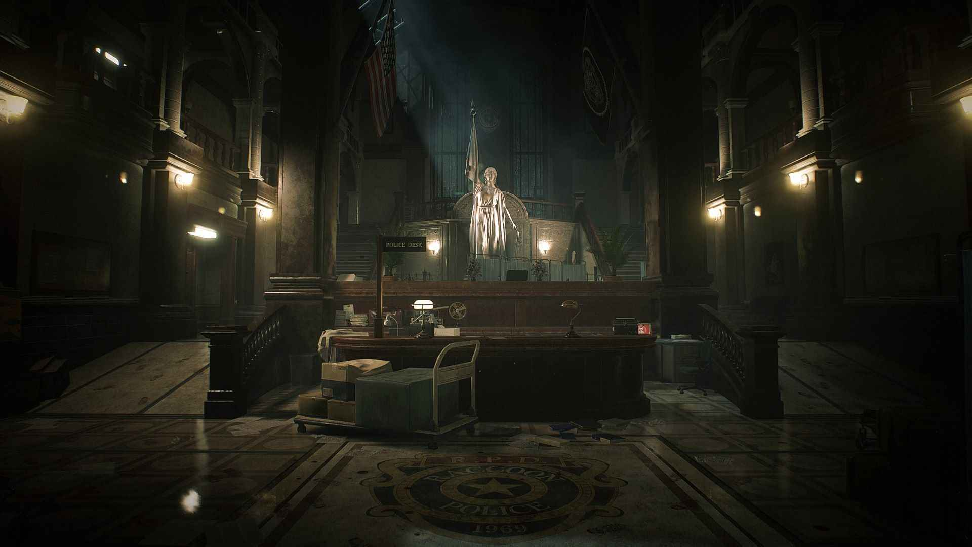 Resident Evil 2 VR Ruled Out By Capcom