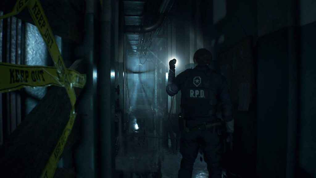 The Resident Evil 2 story will be different from the one you remember in the original