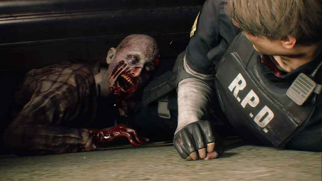 The Resident Evil 2 story isn't the only thing that's changed