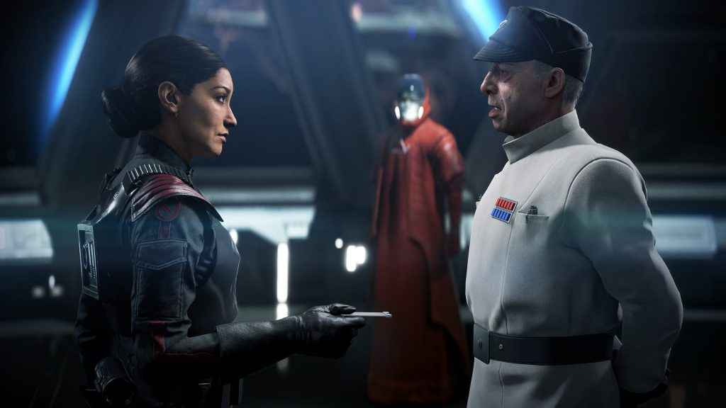 Star Wars Battlefront 2 single player campaign protagonist Iden Versio