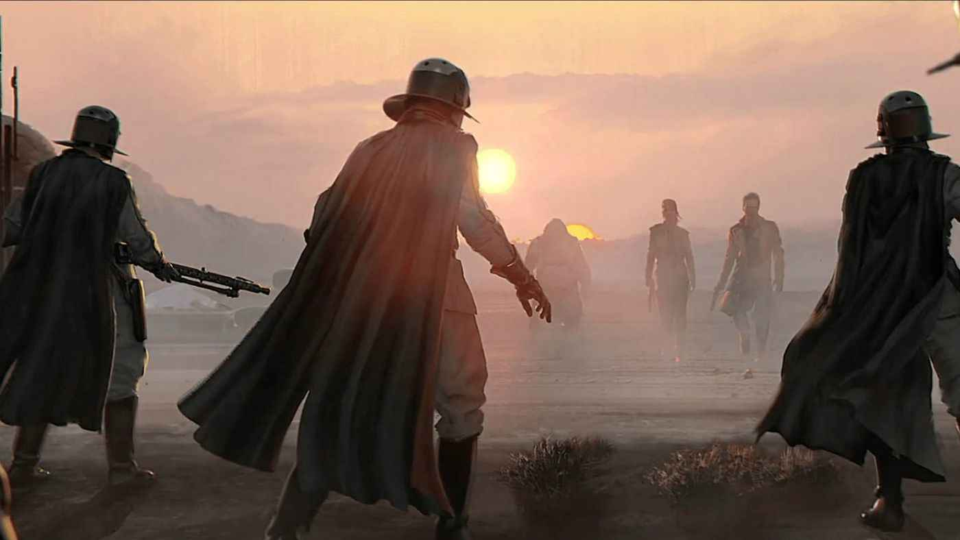 EA Motive's Star Wars Game Will Use Content From Visceral's Project
