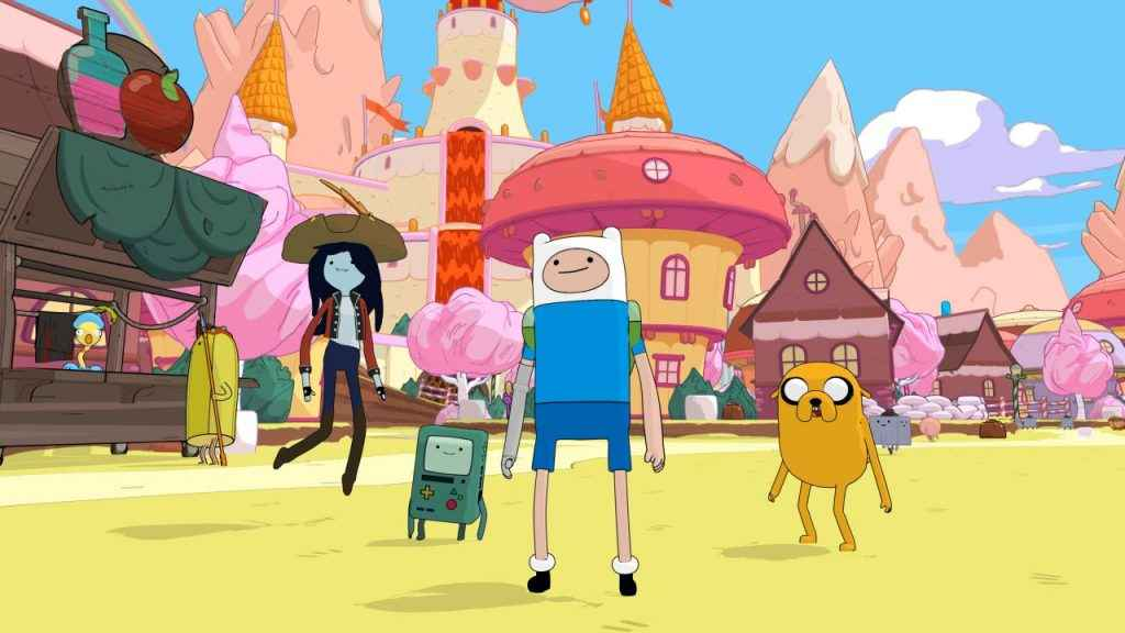 Adventure Time: Pirates of the Enchiridion walkthrough
