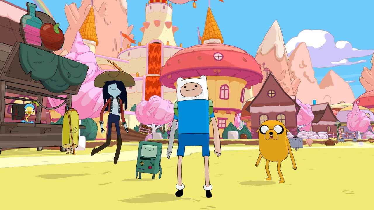 Adventure Time: Pirates of the Enchiridion Walkthrough – 100%