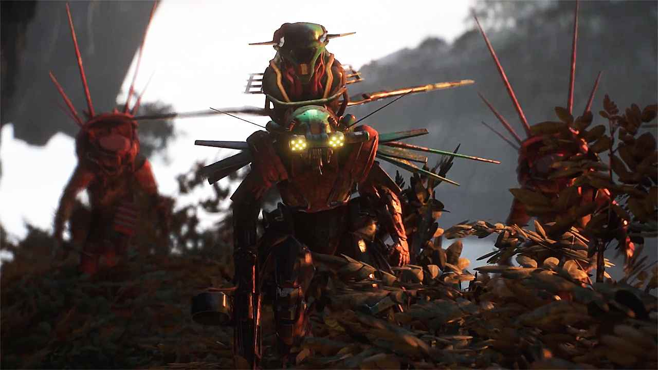 Anthem Map Size Confirmed By Bioware