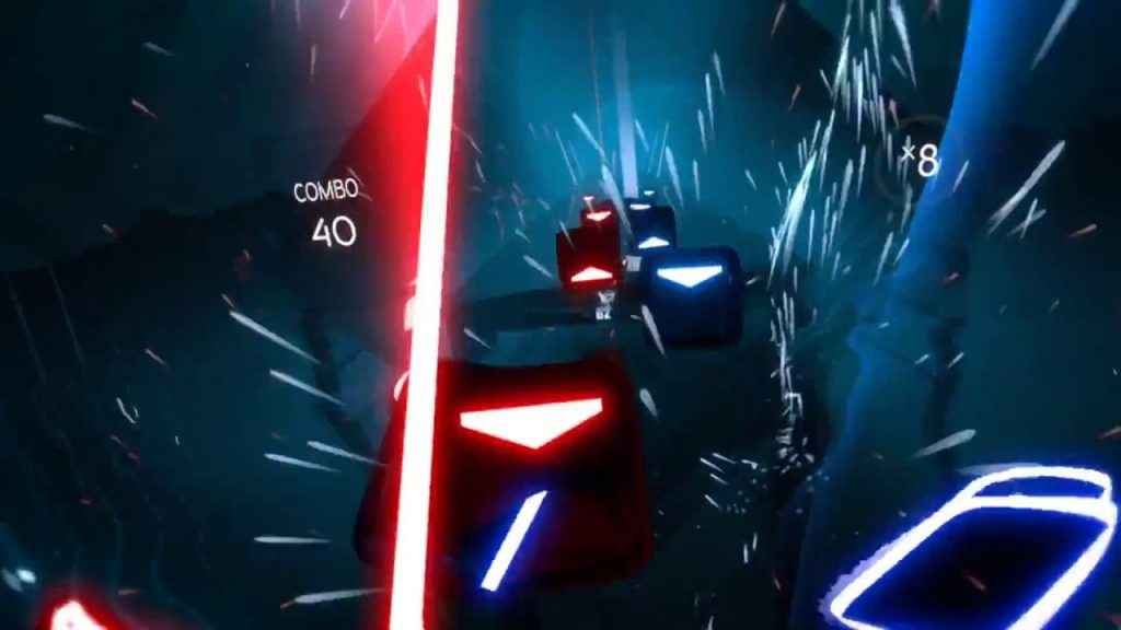 Beat Saber PS4 Release Date Confirmed - PlayStation Universe