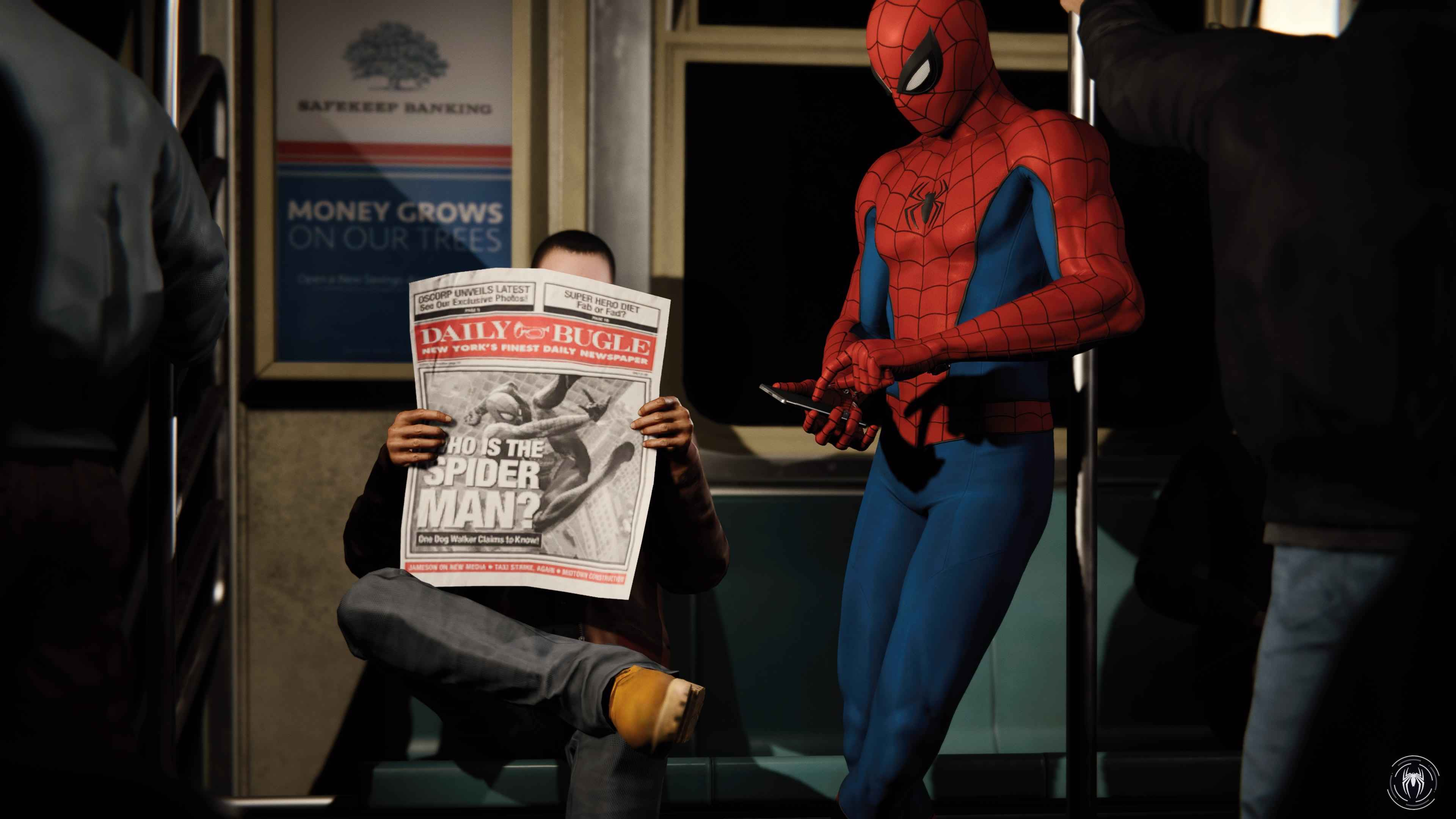 Spider Man Ps4 Circuit Board Solutions Playstation Universe