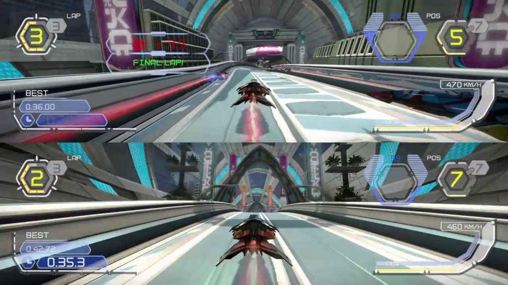 Best PS4 Split Screen Racing Games For 2-4 Players