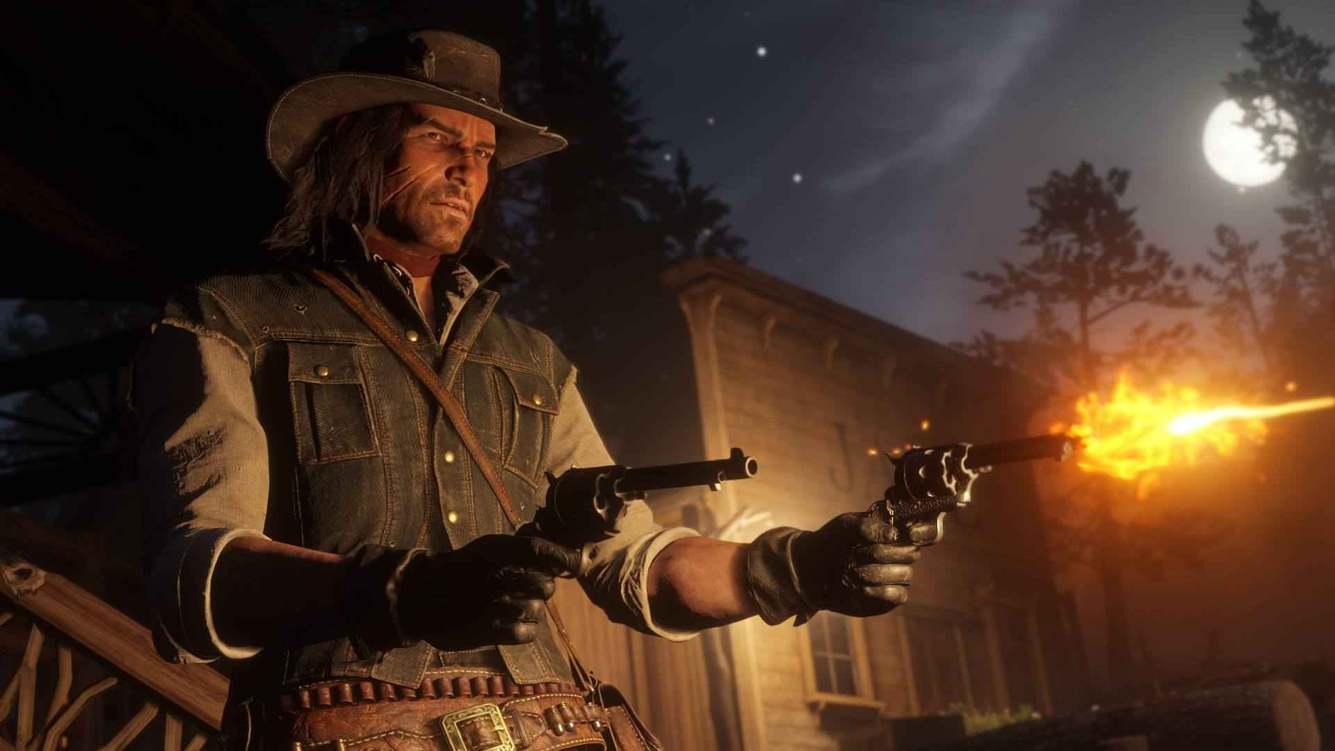 Best Western Movies To Get You In the Mood For Red Dead Redemption 2