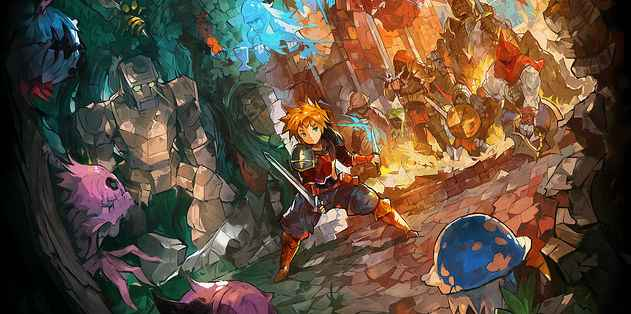 Chasm Falls Into PS4 & PS Vita This Month