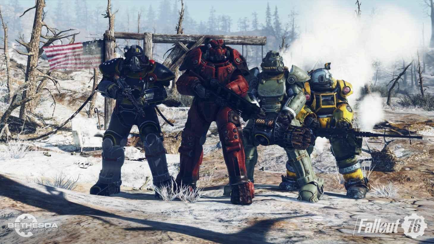 Fallout 76 Beta Release Window Confirmed